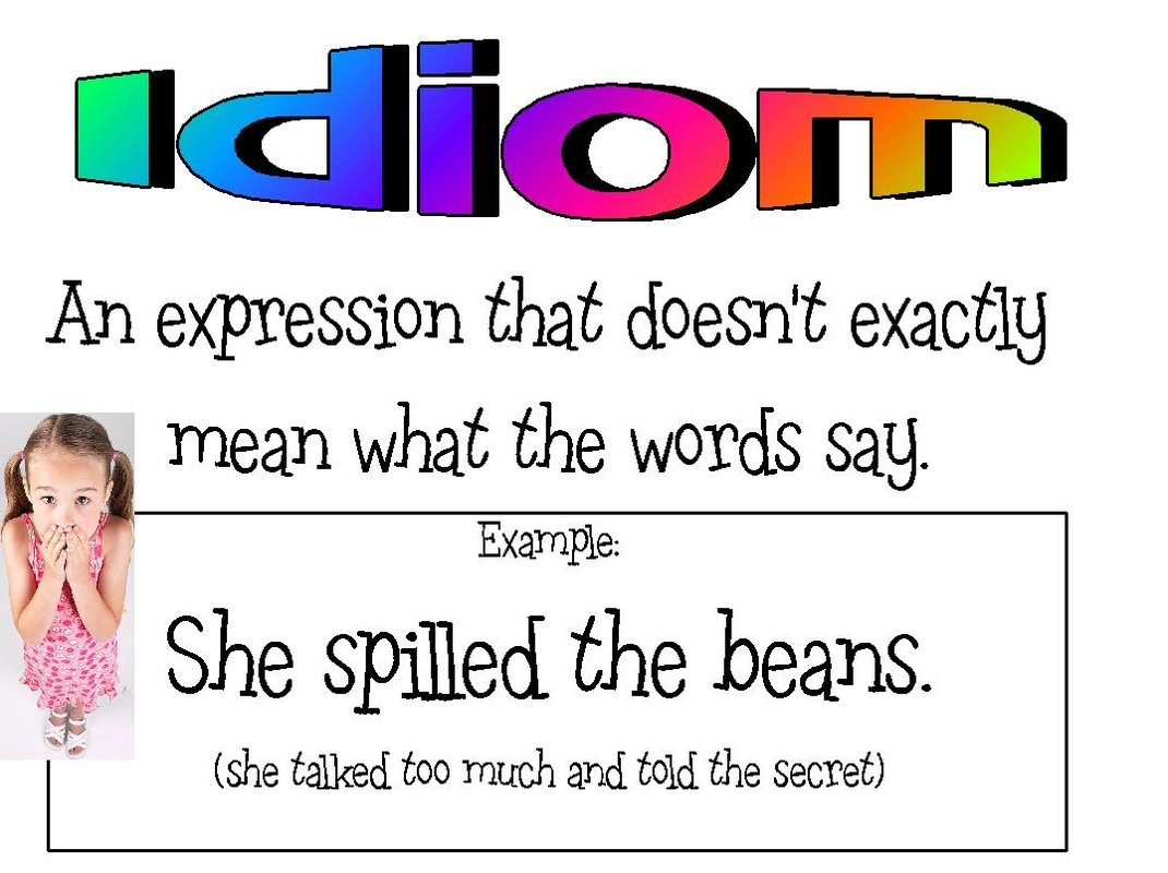 idioms for kids with meaning - photo #31